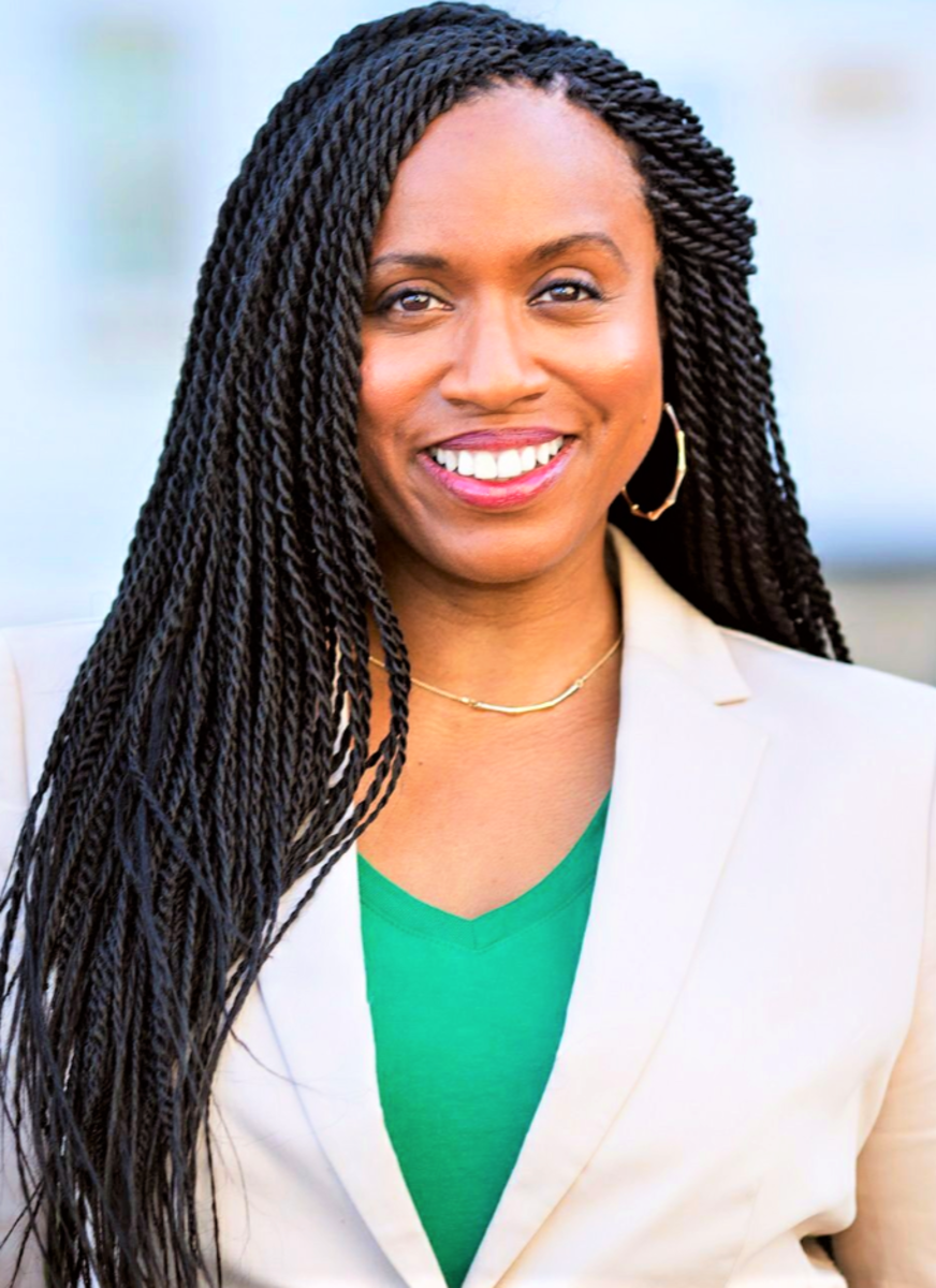 Congresswoman Ayanna Pressley is an advocate, a policy-maker, and an activist.