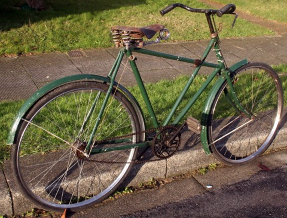 1910 bicycle