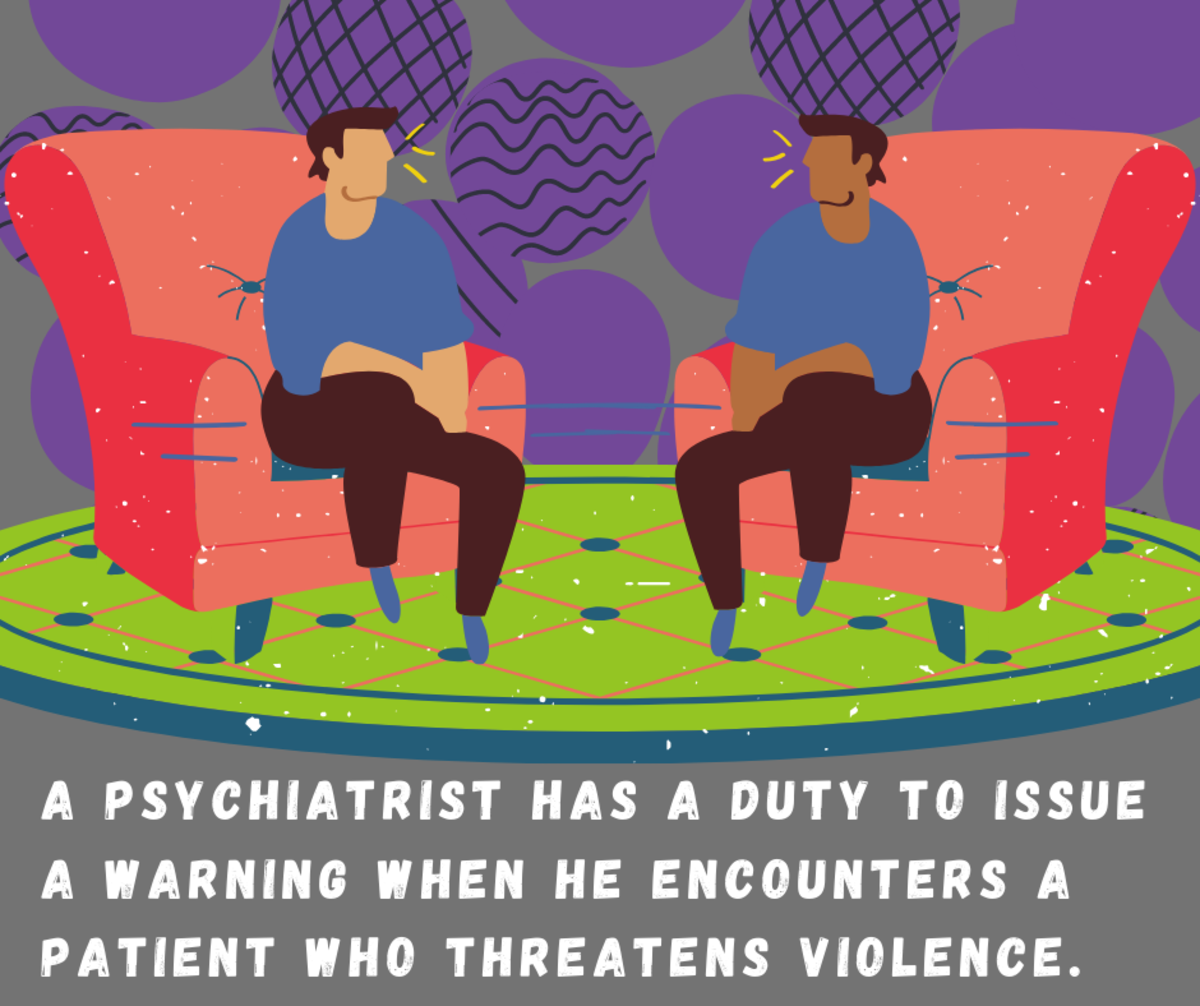 One of the best ways to handle violence linked to schizophrenia is to avoid it altogether. Increased access to therapy for schizophrenics can lead to less cases of violence.