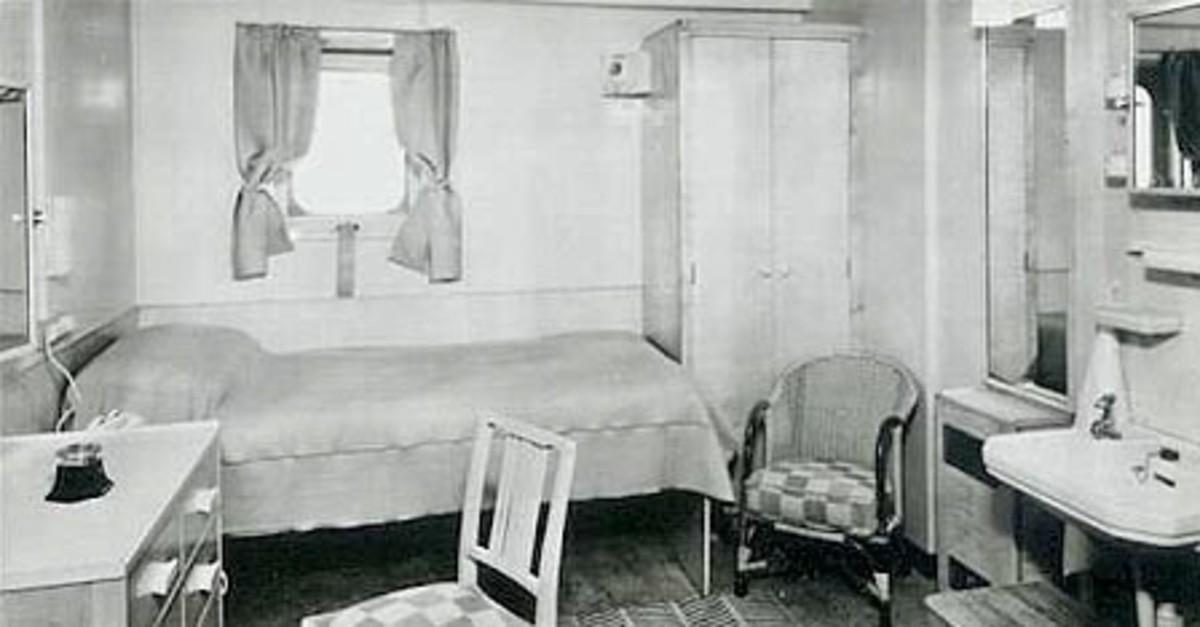 A First Class Cabin