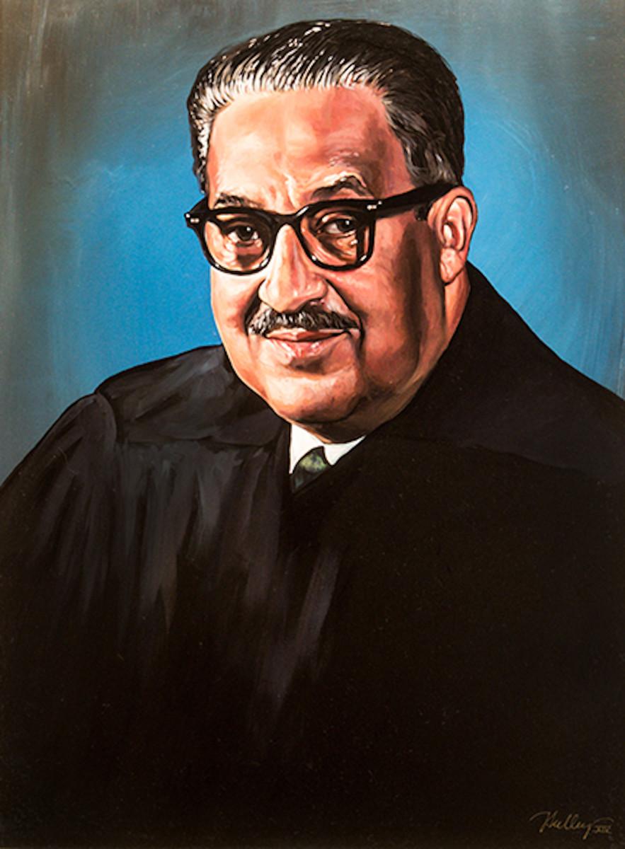 Justice Thurgood Marshall