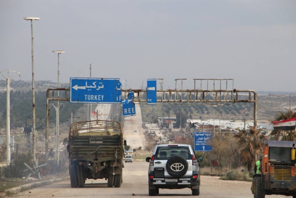 Ankara was offered to reposition itself in a narrow border strip of 8 kilometers