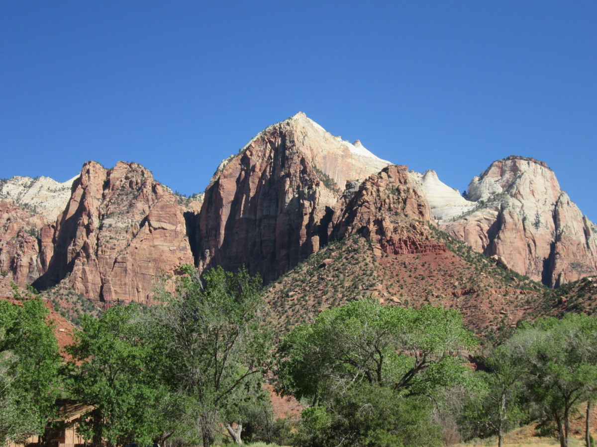 View from the Pa'rus Trail.