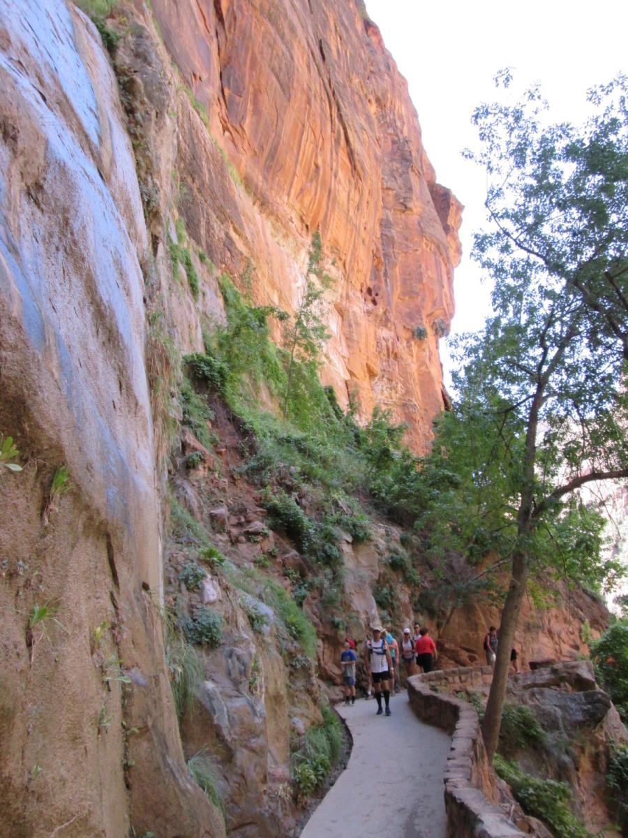 The Riverside Trail.