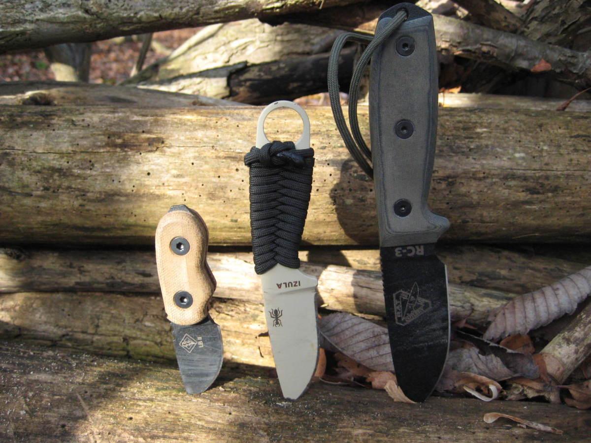 Rat Knives Izula Esee Izula And Rat Rc-3
