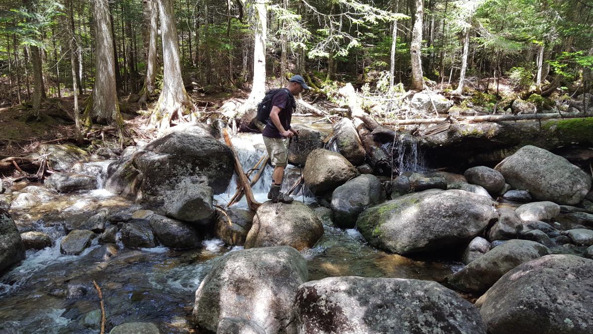 The Second Brook (Allen Brook)