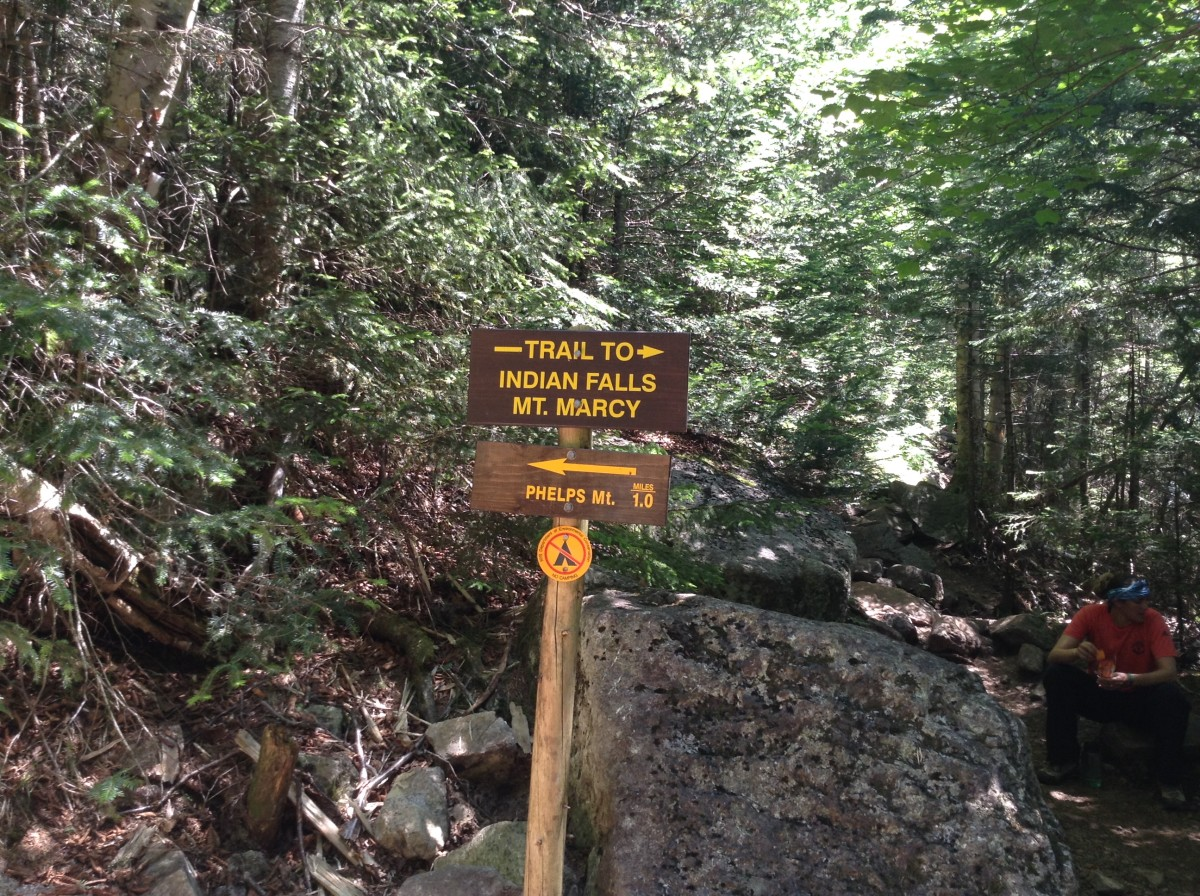 Phelps Trail Signage