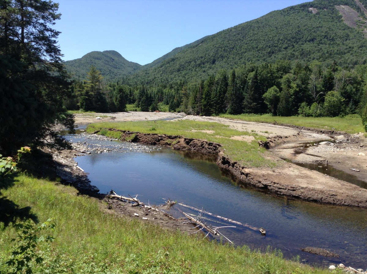 Marcy Dam views