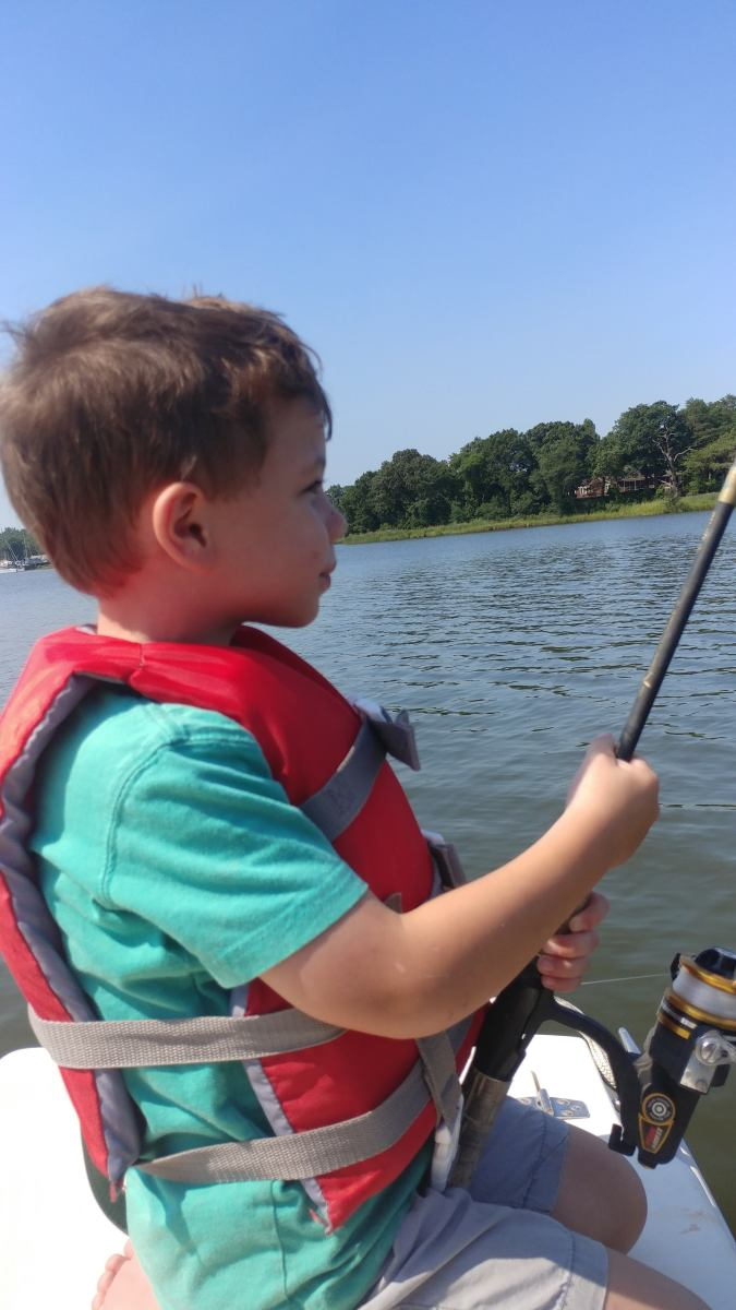 6 Reasons to Take a Kid Fishing