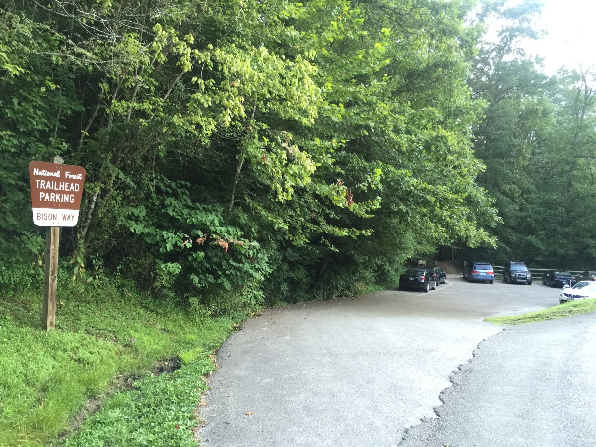 Bison Way Trailhead and Parking Area