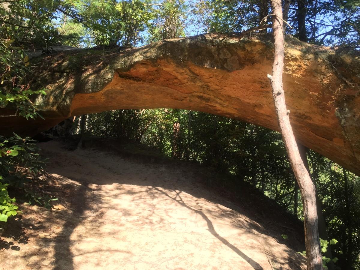 Sandstone Arch