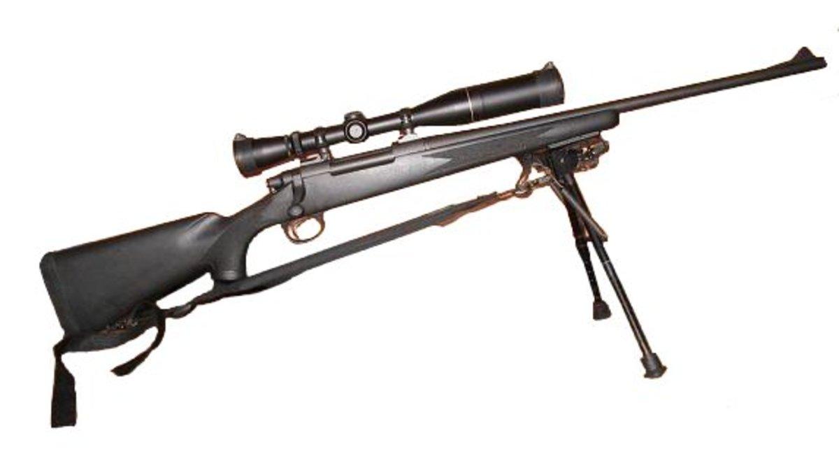 Ultra Mags' original home: the controversial Remington Model 700
