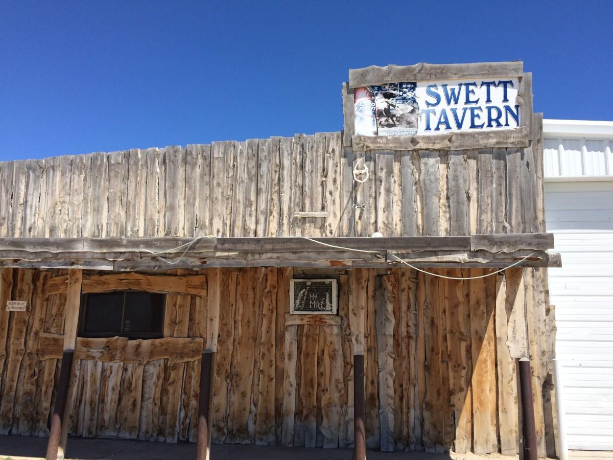 A local tavern