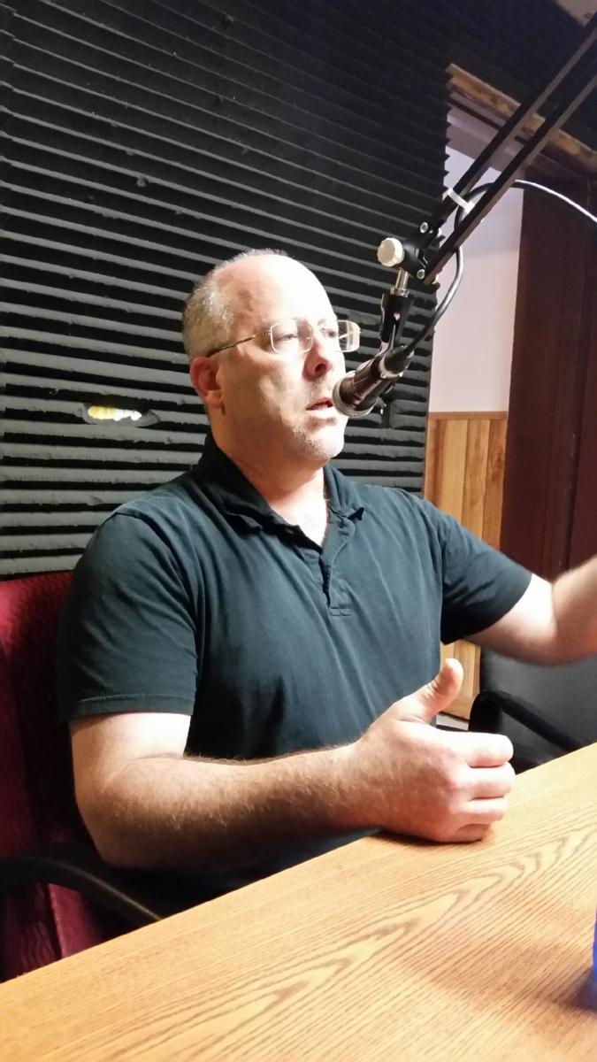 KILI Radio interview