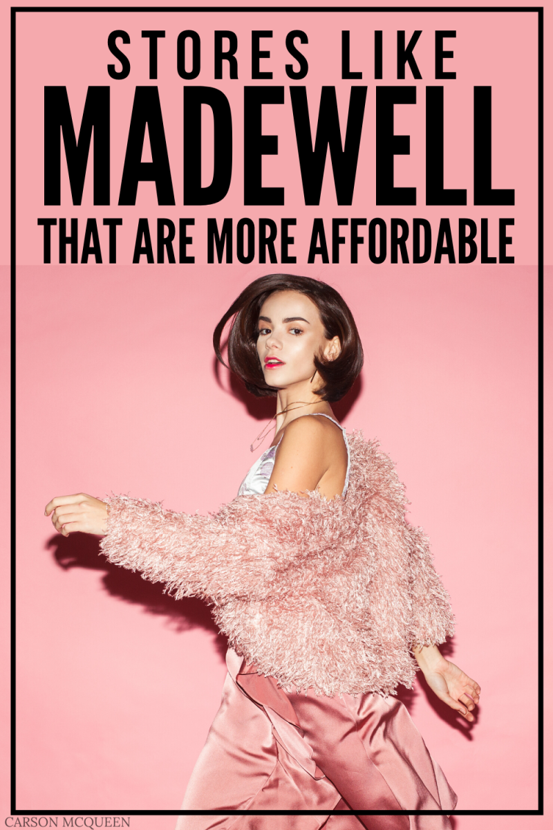 10 Stores Like Madewell: Fresh, Chic, and Affordable Fashion