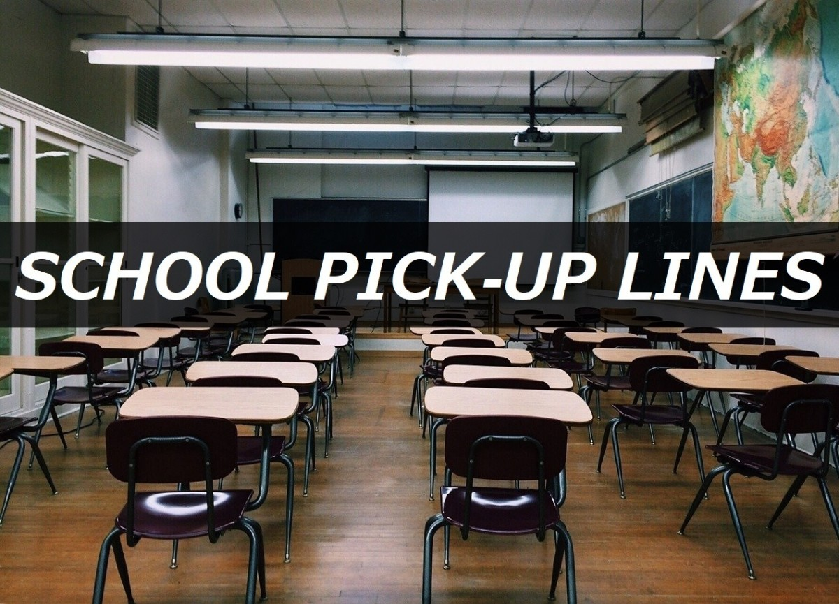 100+ School Pick-Up Lines