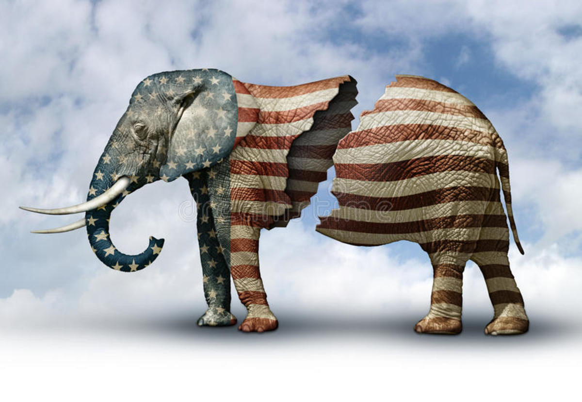 Defections Will Plague the GOP This Time Around