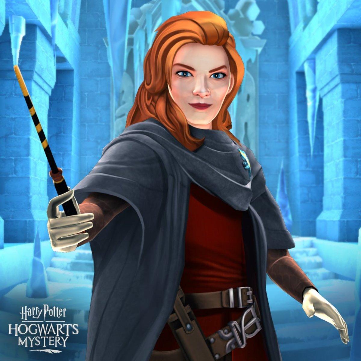 Patricia Rakepick in Hogwarts Mystery