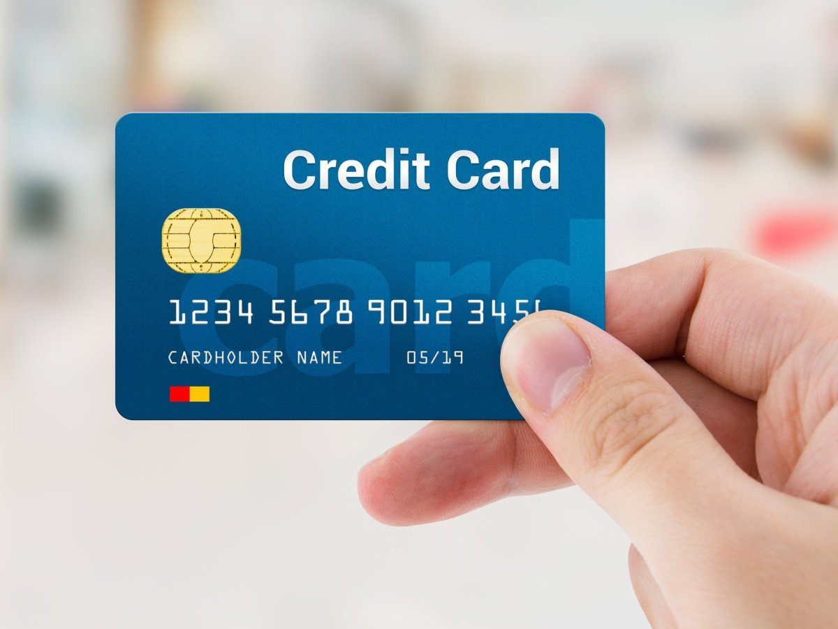 Credit card debt is easy to get into.