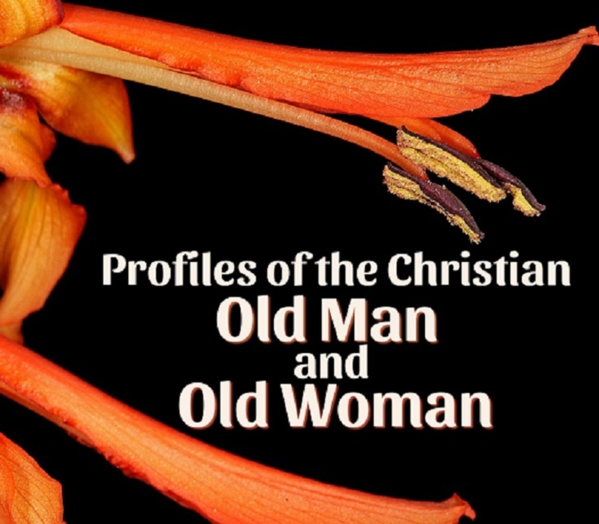 Profiles of the Christian Old Man and Woman