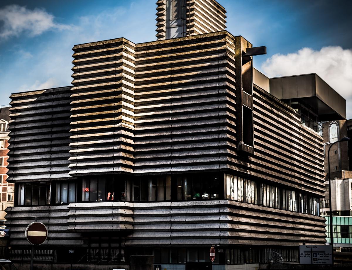 New Street Signal Box, Birmingham