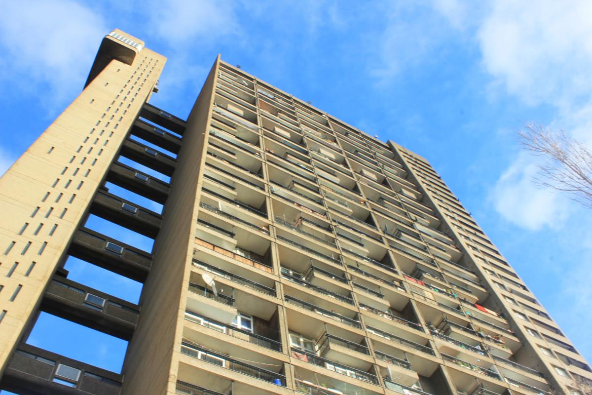 Top 10 Brutalist Buildings in the UK