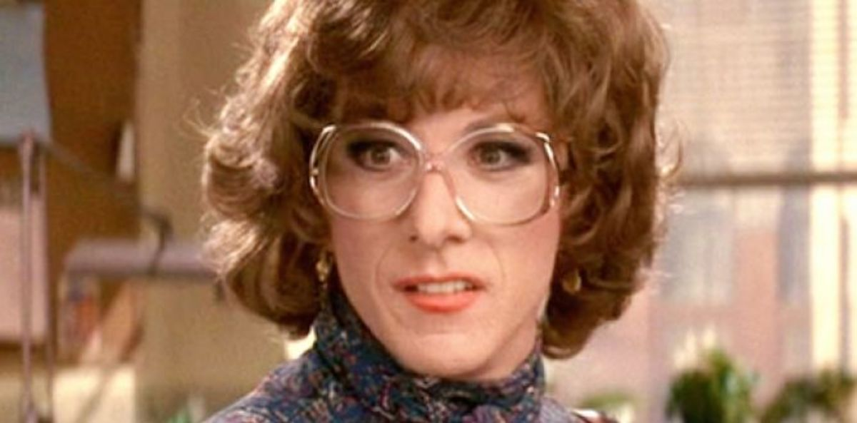In 1982, Tootsie was one of the most popular films.