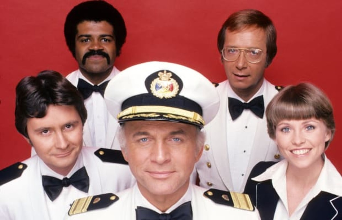In 1982, The Love Boat was a popular television show.