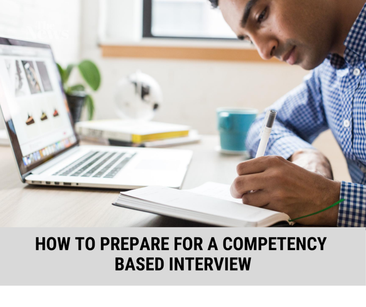 How to prepare for a competency based interview