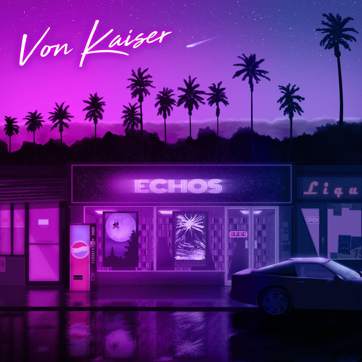 Synthwave EP Review:
