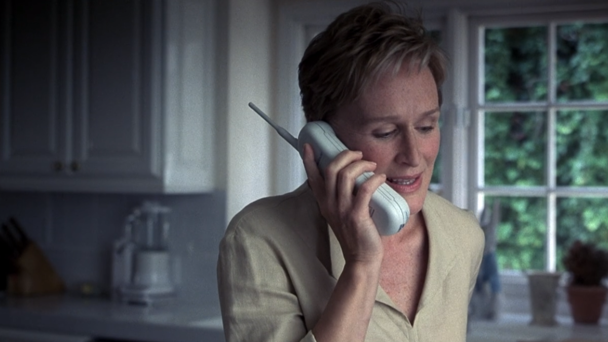 Dr. Elaine Keener hastily answers the phone.