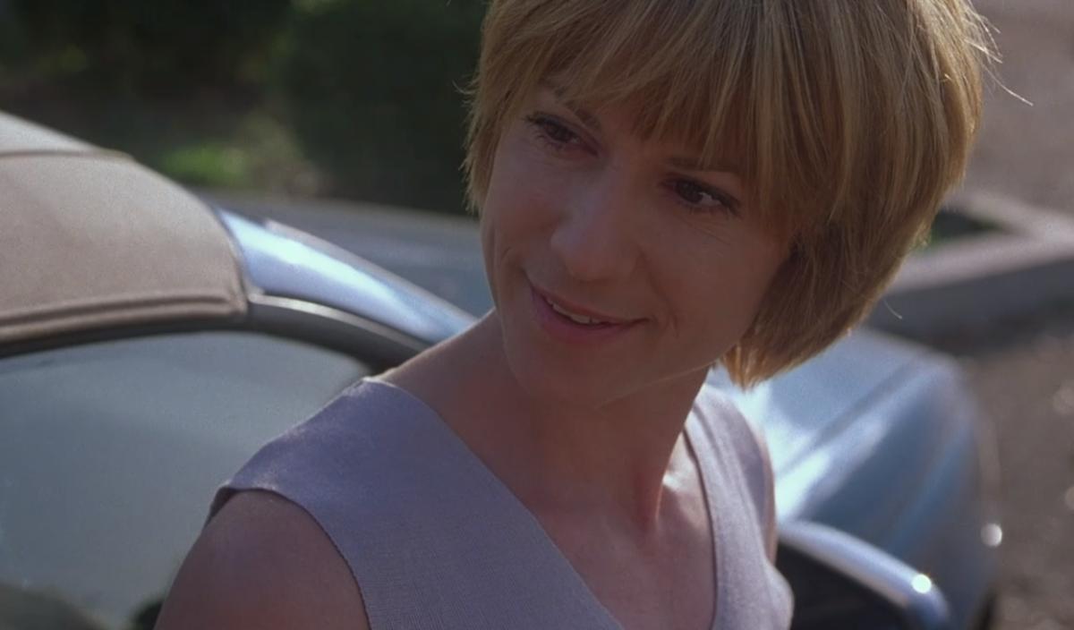 Holly Hunter as Rebecca Waynon.