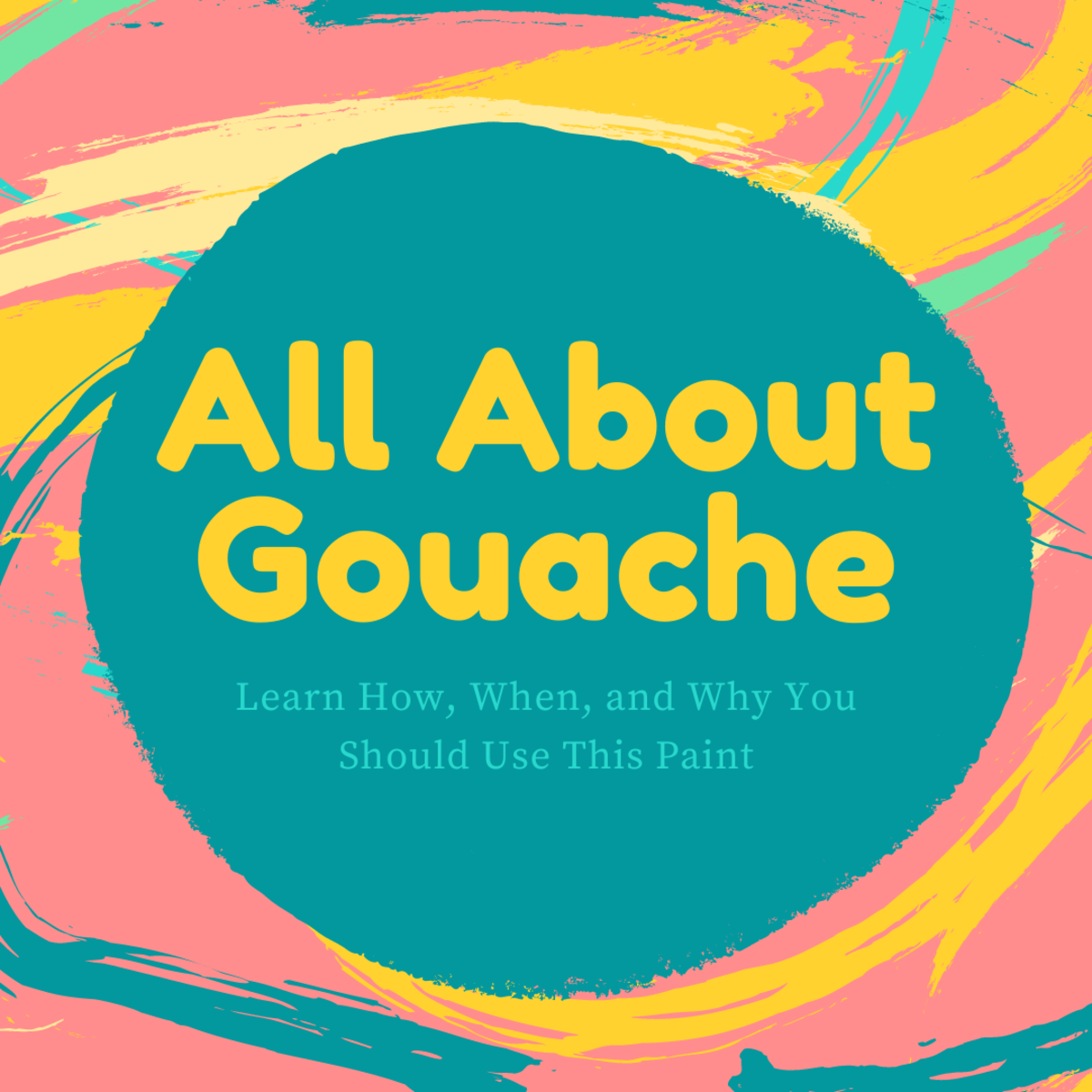 Learn what gouache is, how it's different from other paints, its features, when and when you should use it, and so much more.