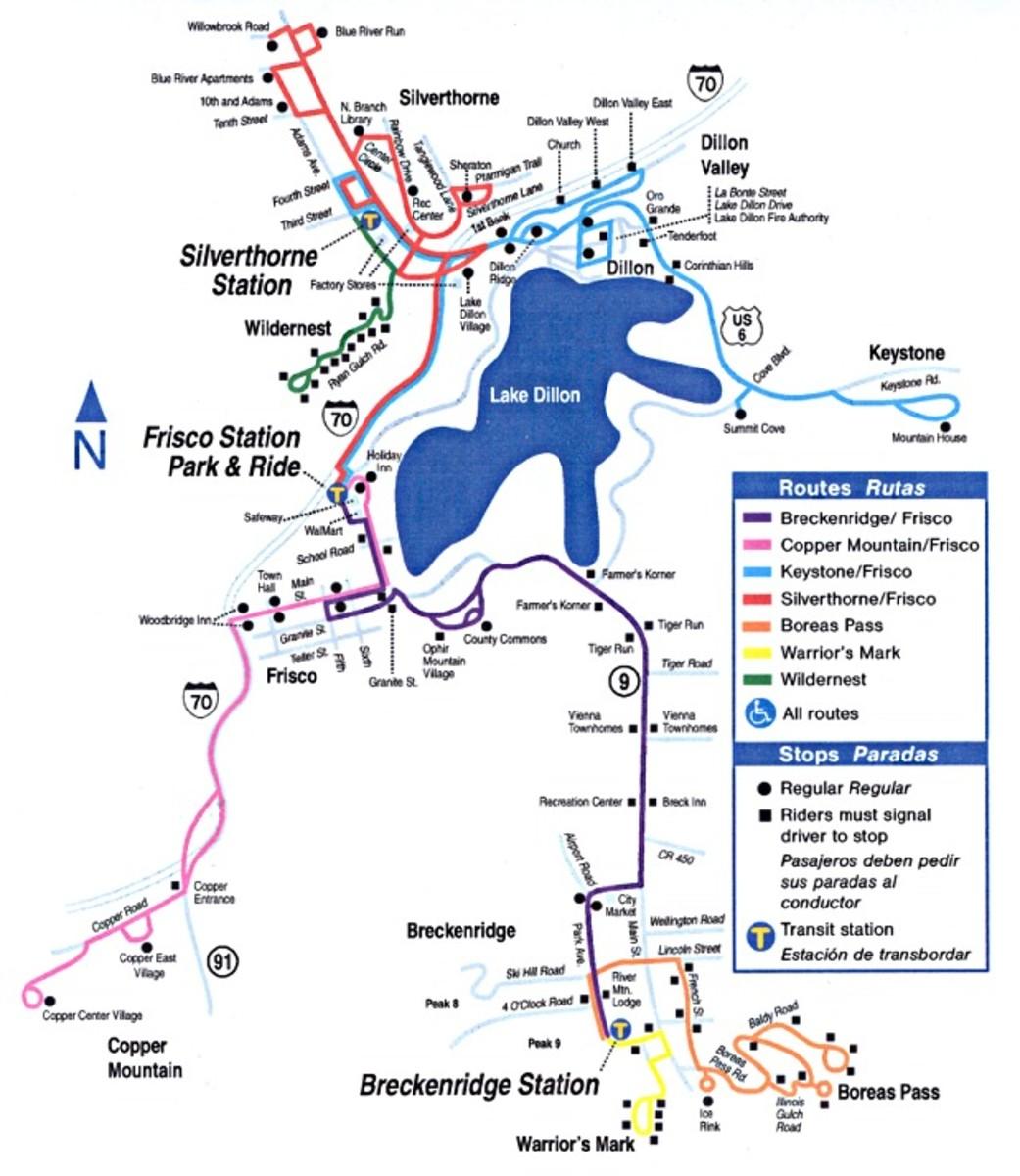 The Best Ski Area in Summit County, Colorado: Copper, Keystone, A-Basin, Breckenridge, or Loveland?