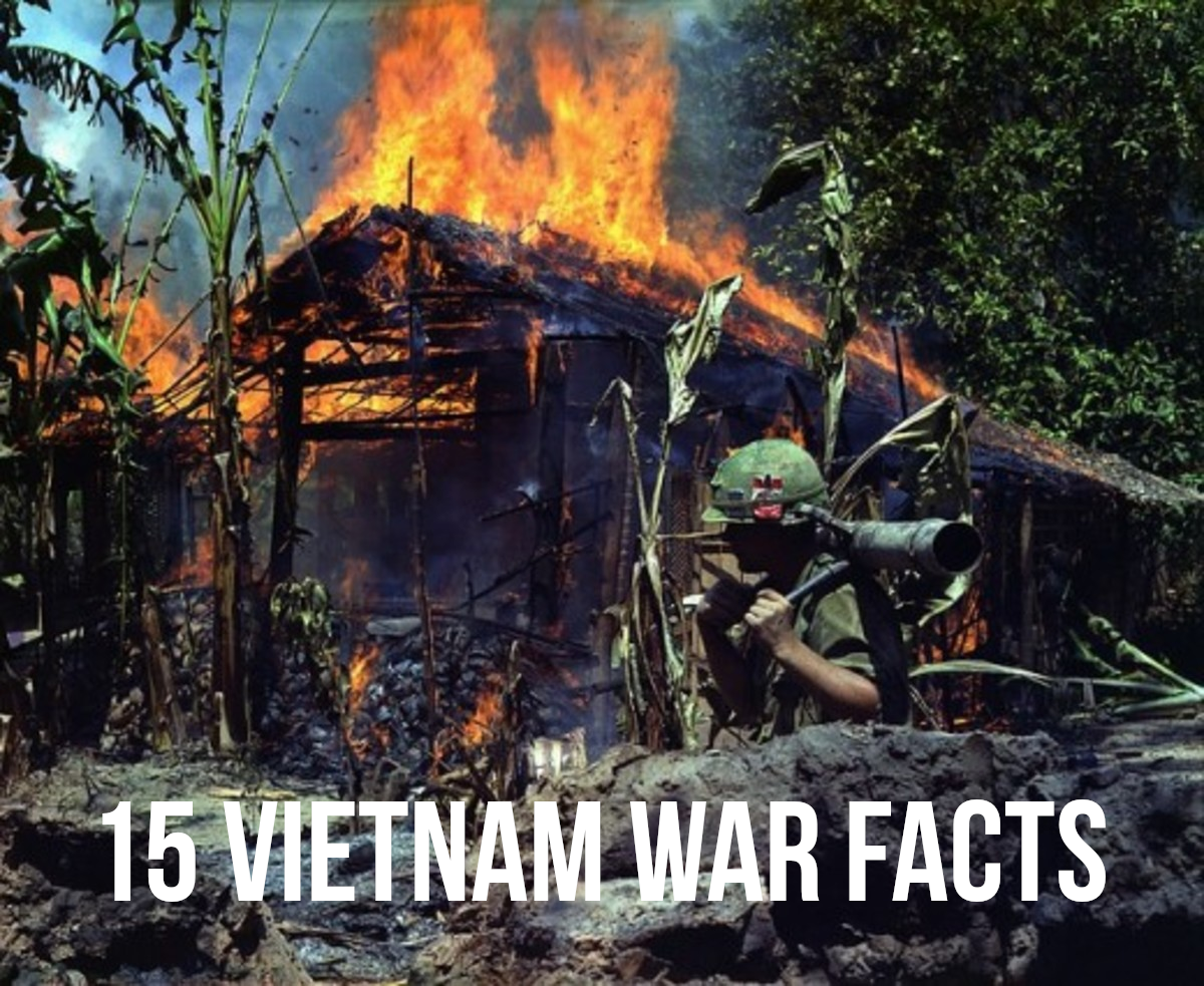 15 Interesting Facts on the Vietnam War