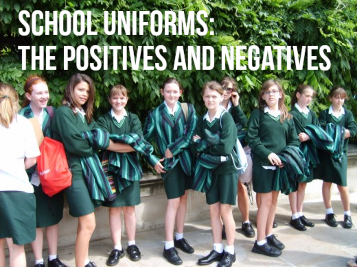 School uniforms pros and cons: School uniforms are both liked and disliked, read on for my list of pros and cons