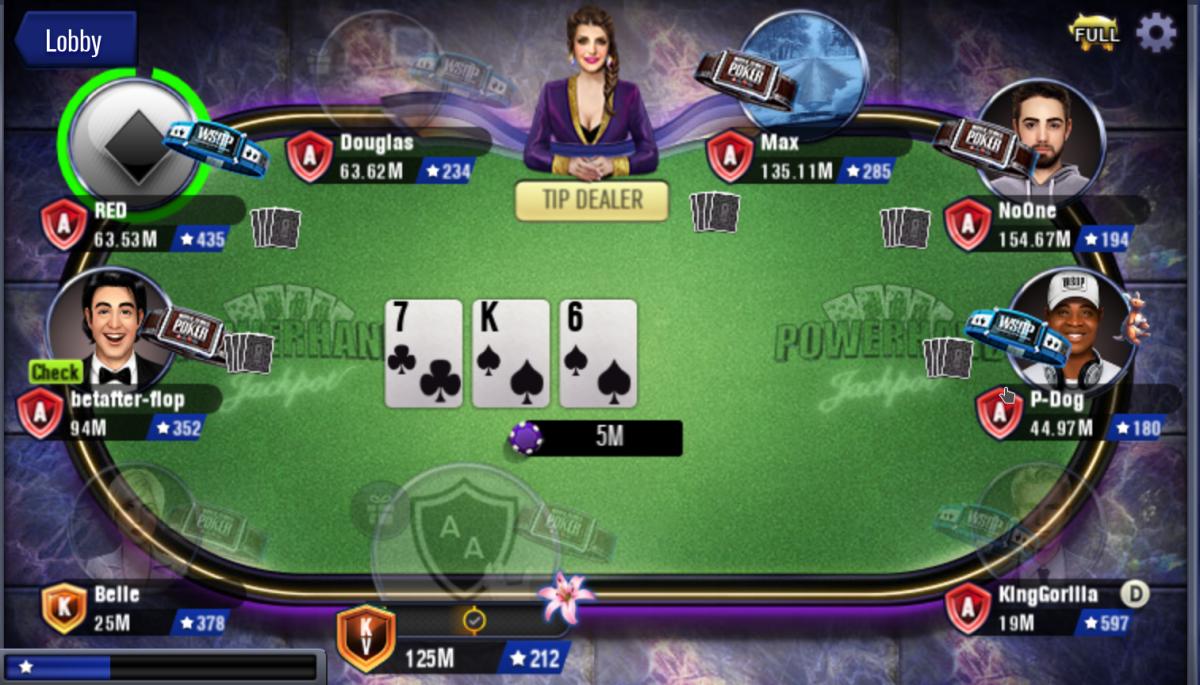 Wsop Powerhand Jackpot Guide Levelskip Video Games