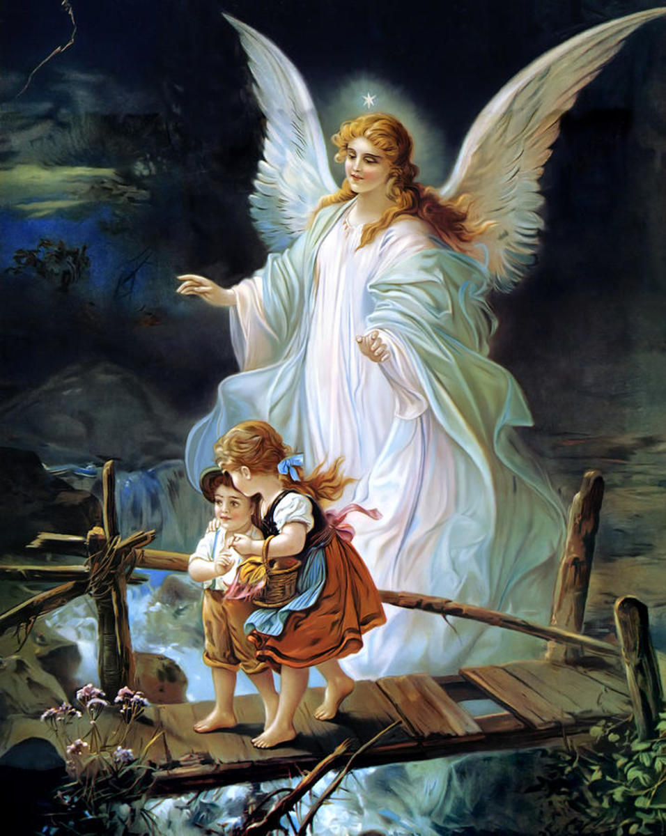 Angels of the Earthly Kind