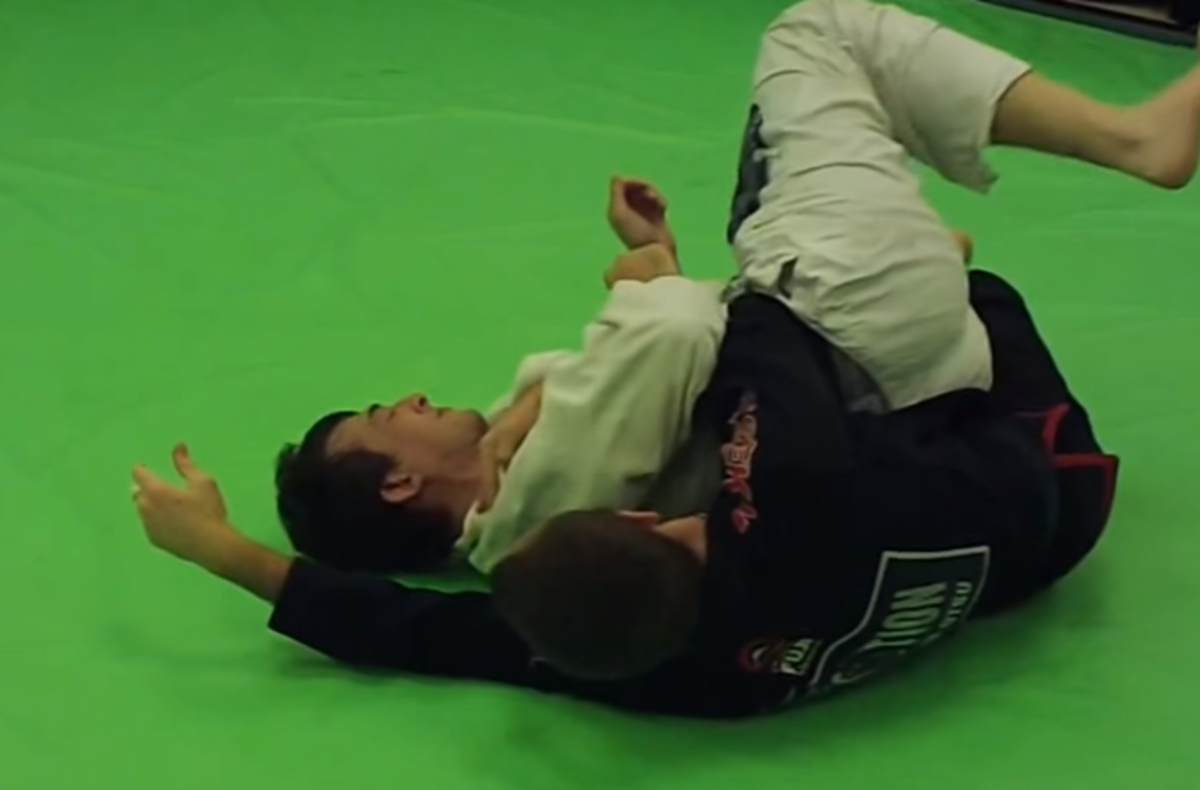 3 Ways to Take the Back From Side Control in BJJ