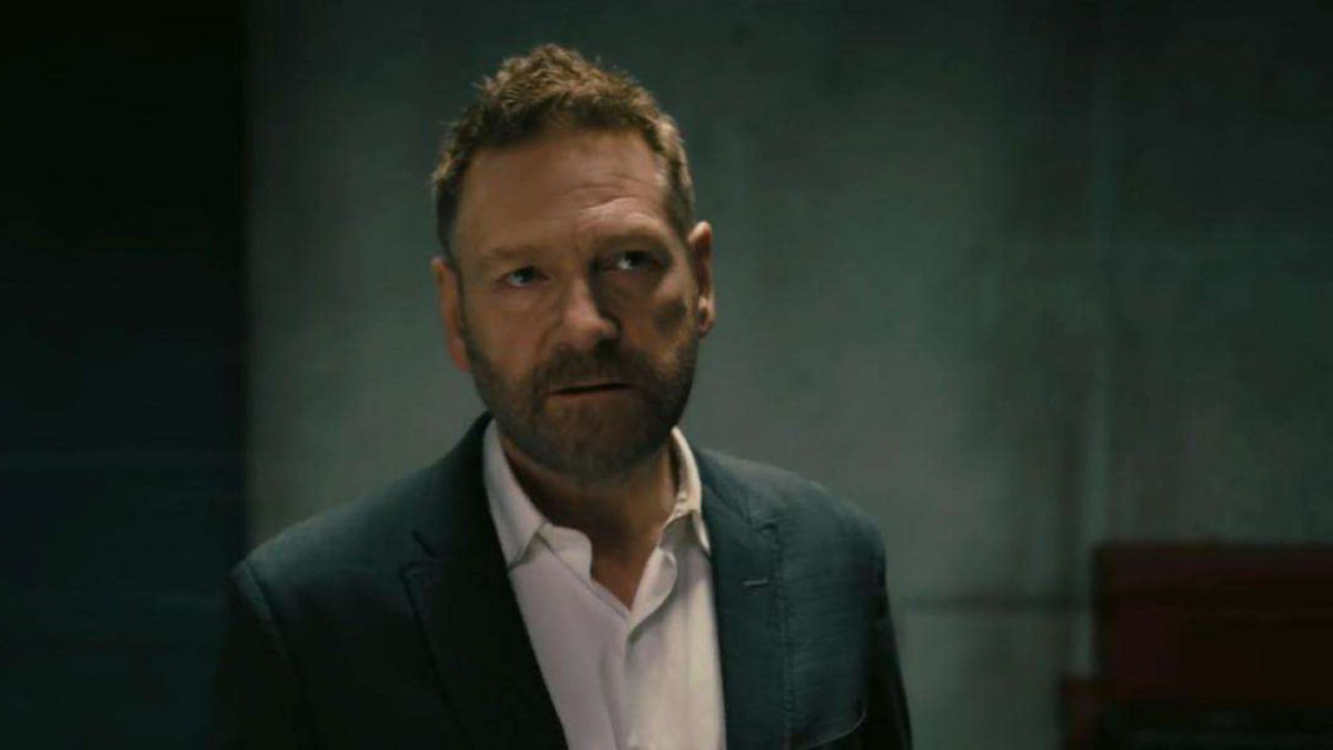 Branagh delivers his best performance in years, reminding us that he is a superb actor as well as a thoroughly detestable villain.