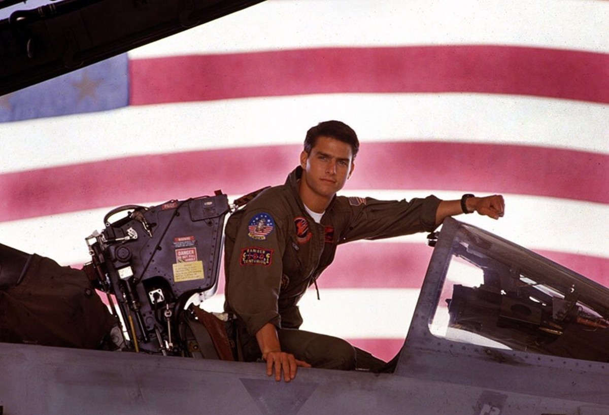 Oh... I'm sorry, is this not the review for Top Gun? Whoops. My mistake.