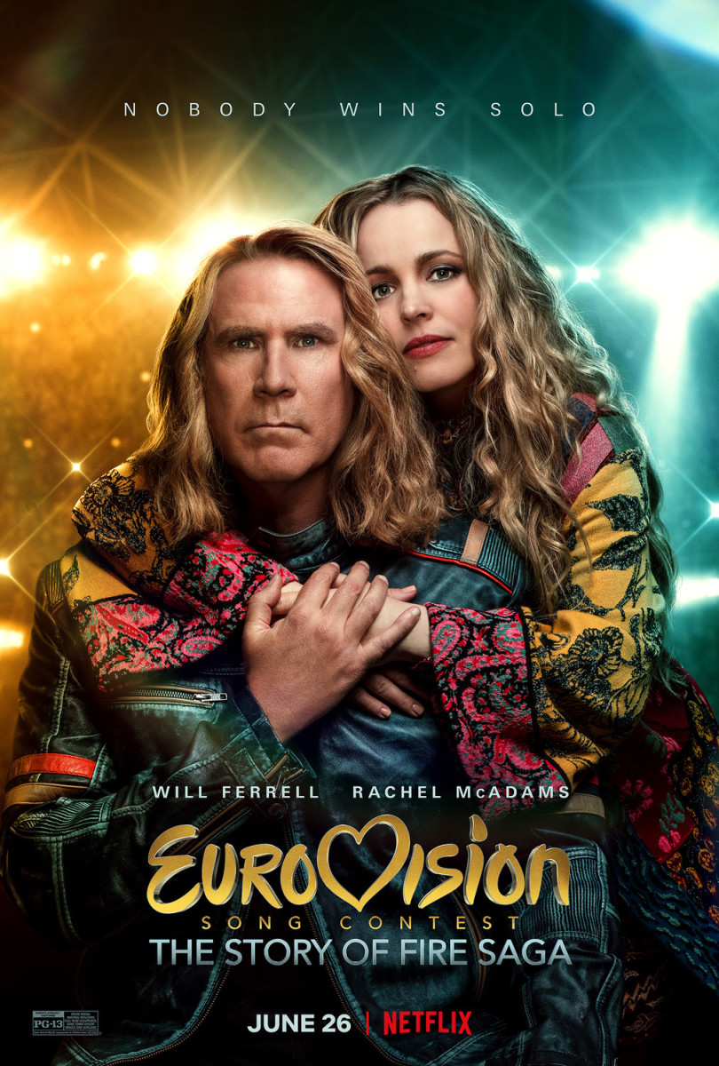 "Movie Review: ""Eurovision Song Contest: The Story of Fire Saga"""