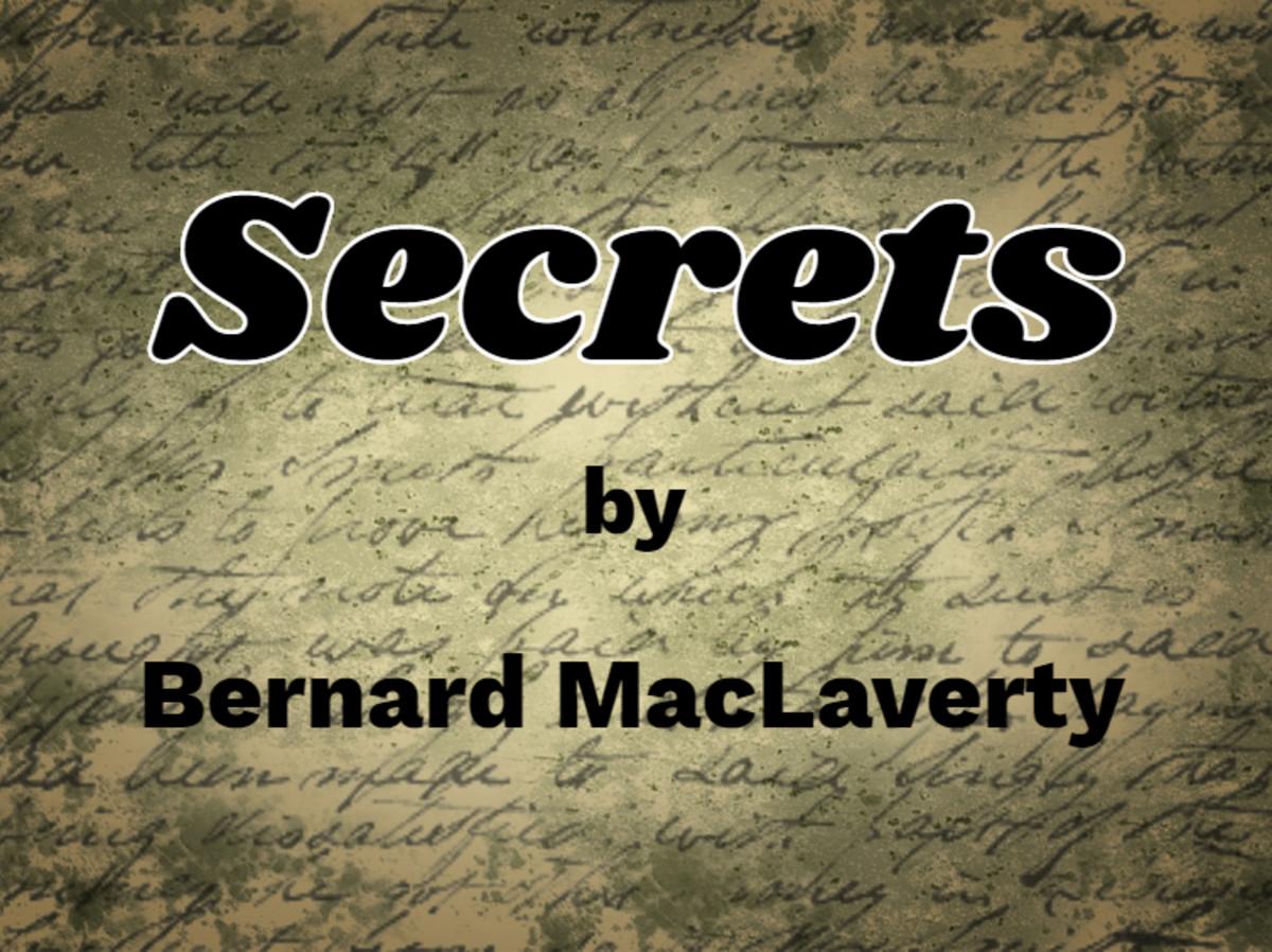 secrets-summary-themes-questions-bernard-maclaverty