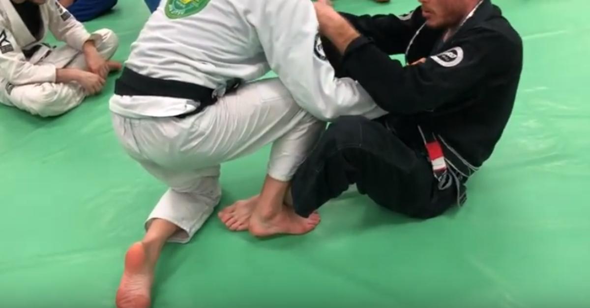 """""""Shin-on-Shin"""" for Brazilian Jiu Jitsu (BJJ)"""