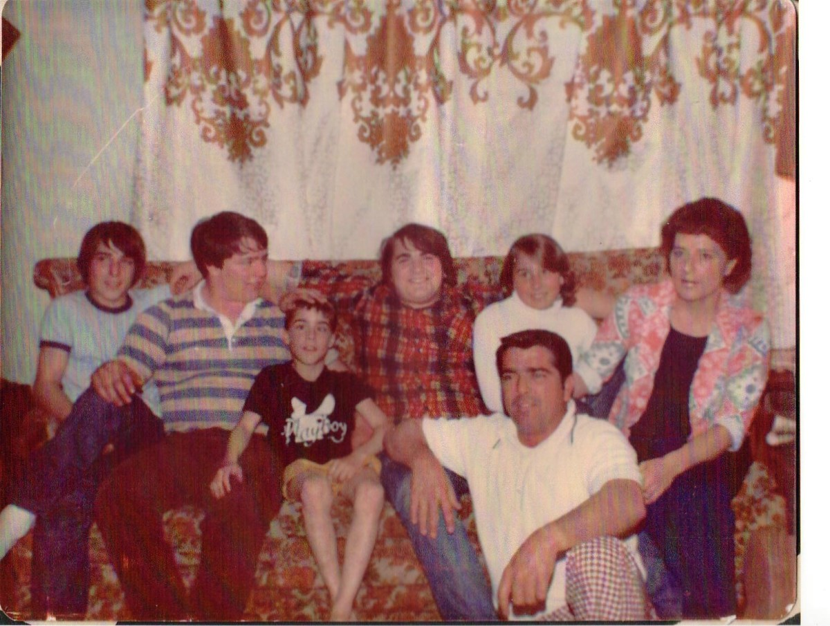 The Palucci Family