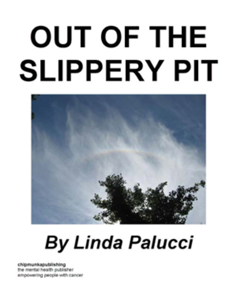 My long time personal  friend Linda Palucci's book