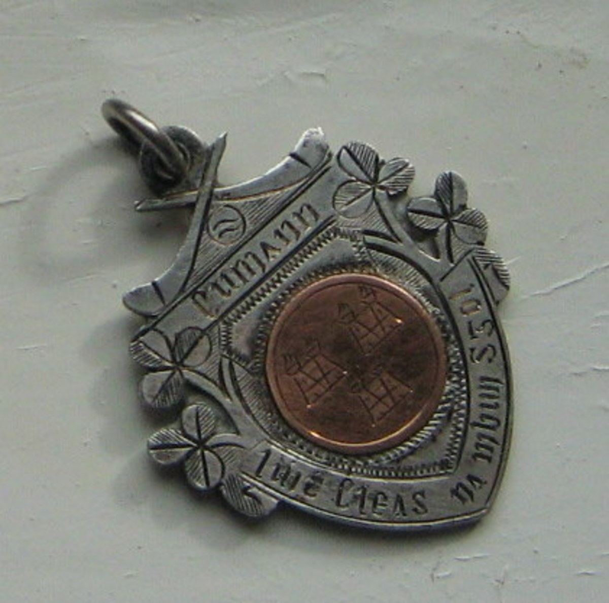 Hurling Medal for winning at Croke Park