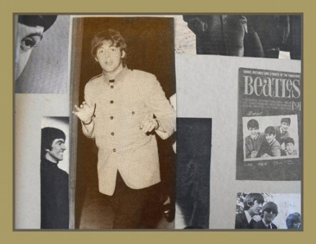 They're Gone! Beatles 1965 Concert