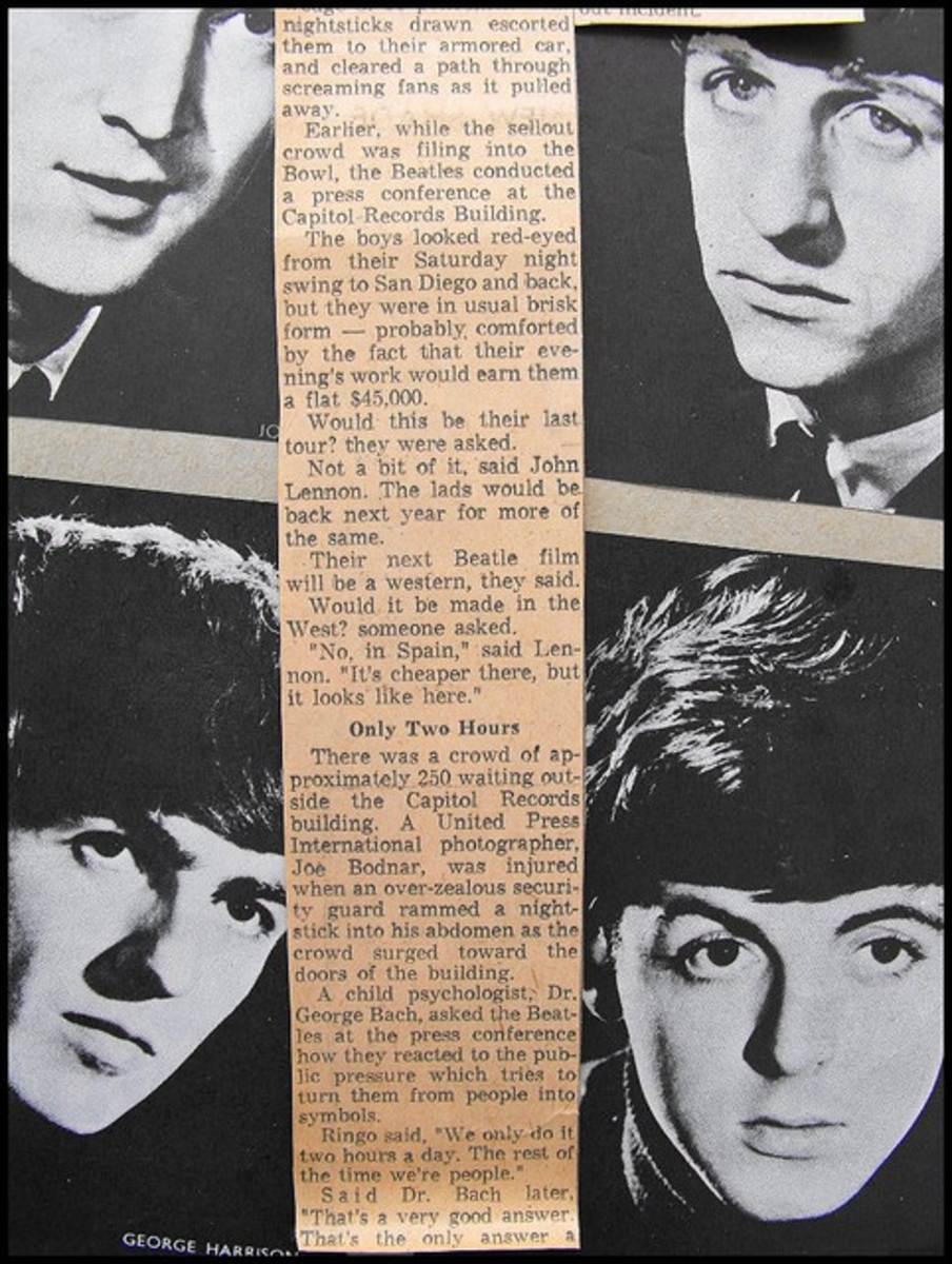 About the Beatles