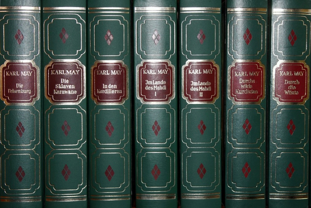 Karl May Novels